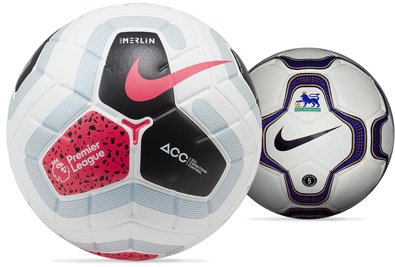 41459d224 Nike has been the Official Ball Supplier to the Premier League since the  2000/01 season.
