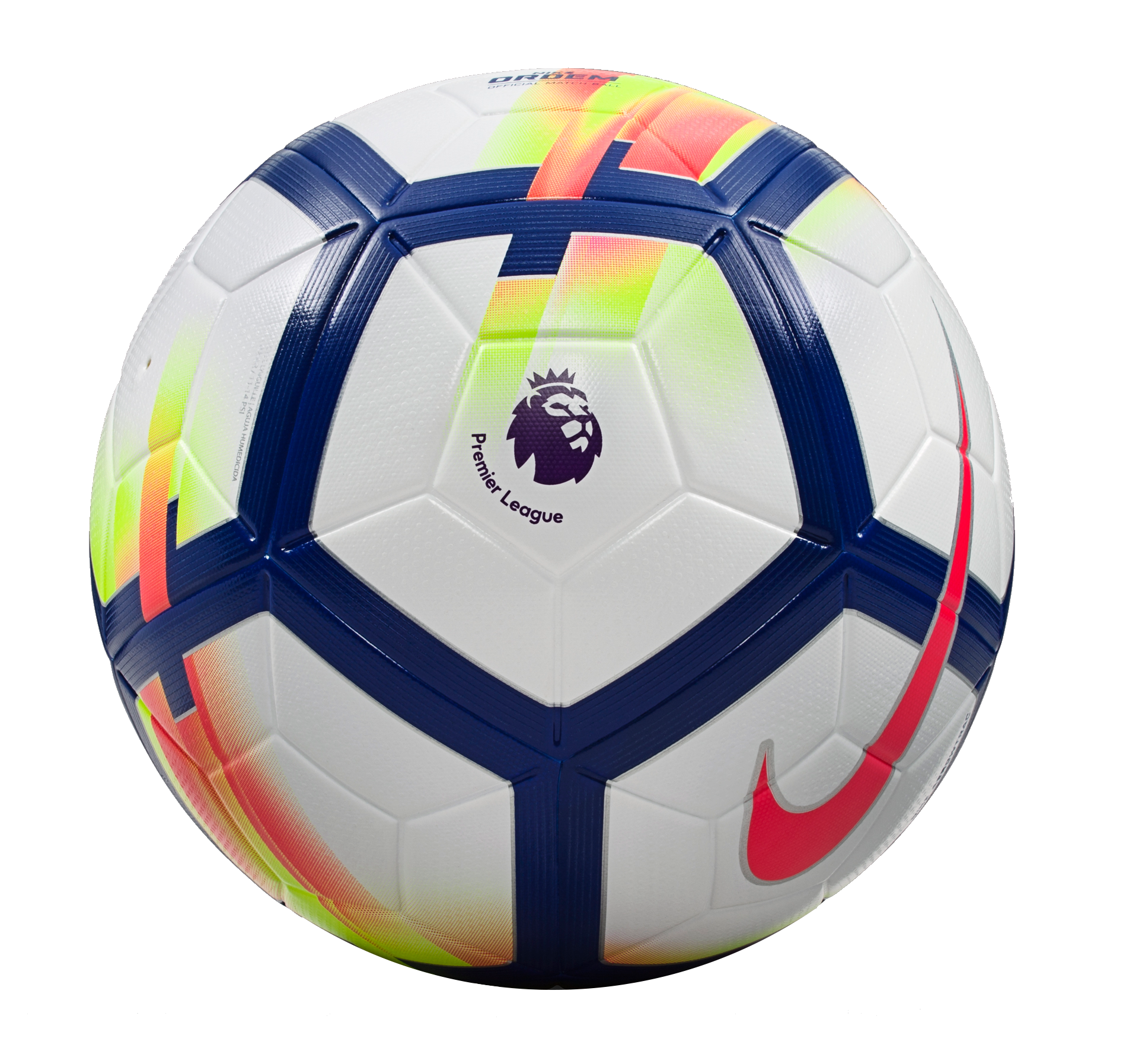 Nike - Official Ball of the Premier League